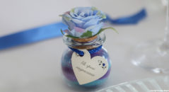 Wedding - un segnaposto colorato