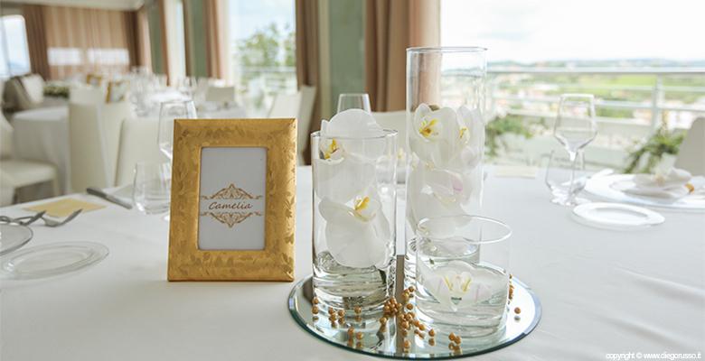 Wedding: idee per il ricevimento
