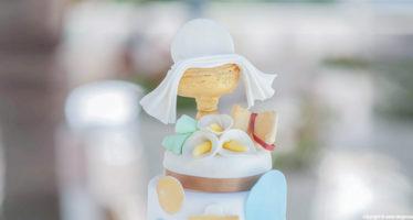 Comunione: cake topper