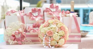 Il bouquet da sposina