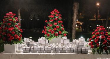 Wedding: l'angolo delle bomboniere
