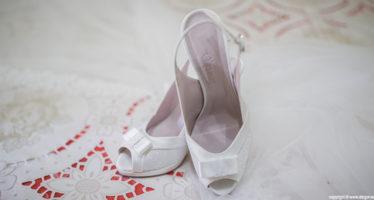Sposa: l'eleganza della scarpa