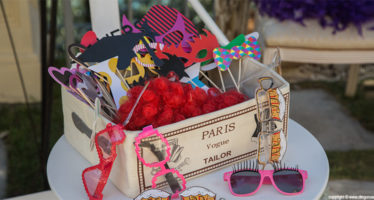 Photobooth: gli accessori