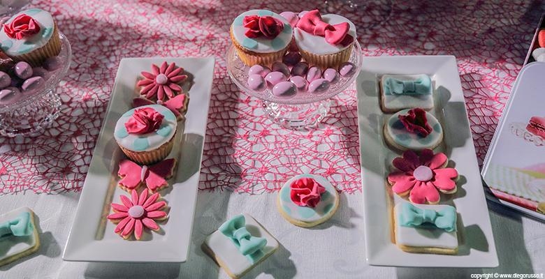 Sweet table: la fantasia dei dolci