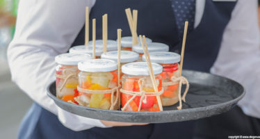 Wedding buffet: idee sfiziose