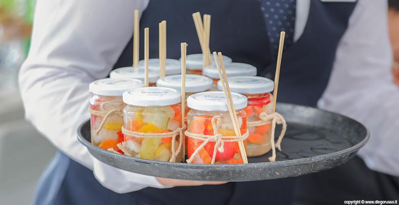 Wedding buffet: idee sfiziose