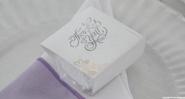 Wedding: un semplice grazie