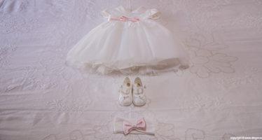 Battesimo: outfit da principessa
