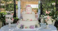 Cake a fiori