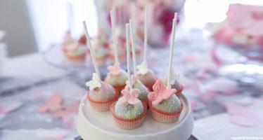 Sweet table: Bacetti alla nutella