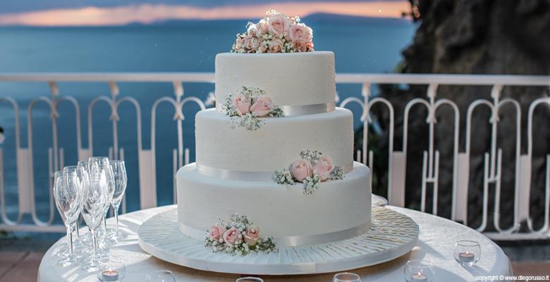 Wedding cake artigianale
