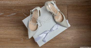 Bride: le scarpe vintage