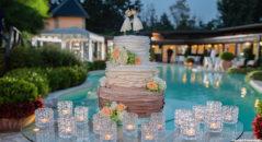 Wedding cake: vari gusti