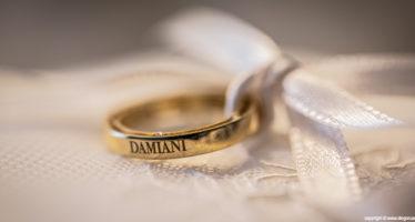 Fedi nuziali: Damiani