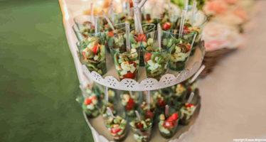 Wedding: idee da buffet
