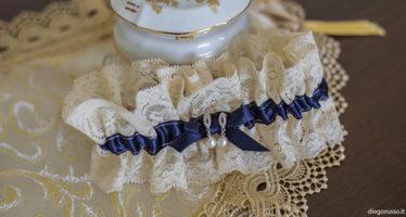 La giarrettiera della sposa