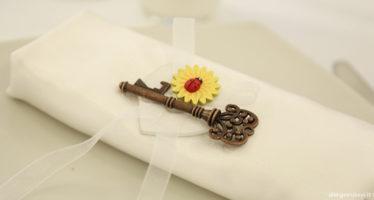 Matrimonio: idee come segnaposto