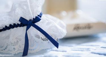 Sposa: qualcosa di...blu