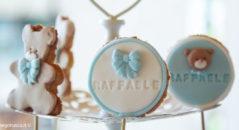 Battesimo: deliziosi biscotti