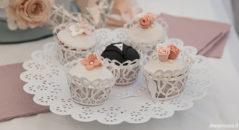 Eleganti cupcakes