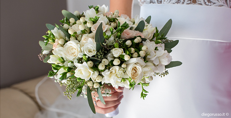 Il bouquet glamour
