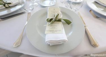 Wedding: tema verde