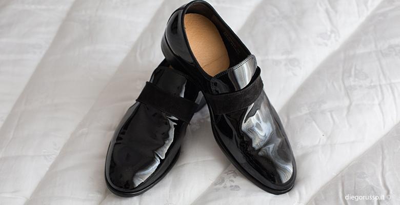 Scarpe sposo: con o senza lacci?