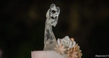 Cake topper artistico