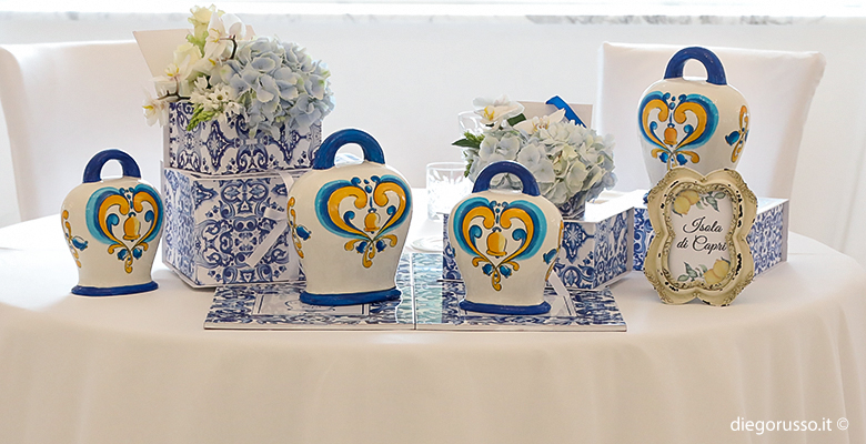 Wedding: tema Capri