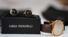 Gemelli: accessori eleganti