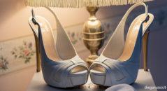 Scarpe sposa spuntate