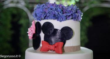Cake topper Disney