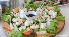 Idee per buffet: formaggi speziati