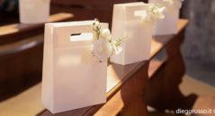 Wedding bag per ospiti