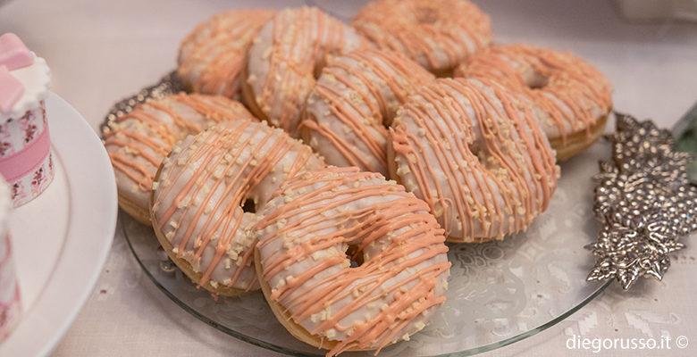 Angolo dolci: donuts