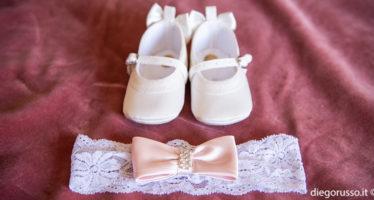 Battesimo: accessori eleganti
