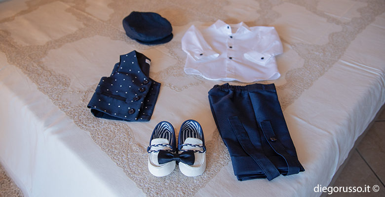 Outfit da battesimo