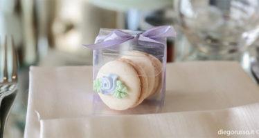 Segnaposto: deliziosi macarons