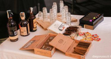 Angolo cubano: sigari e rum