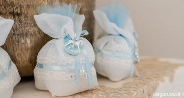 Bomboniere per battesimo: ciondoli