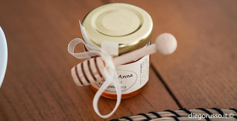 Miele: dolce segnaposto