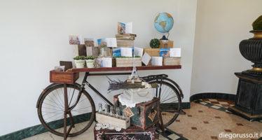 Tableau mariage: viaggiare insieme