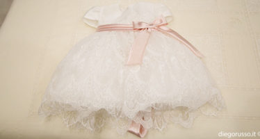 Battesimo: l'outfit perfetto