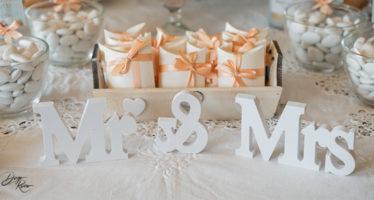 Mr e Mrs per sposi