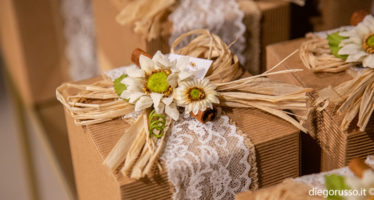 Wedding: margherite e ricami