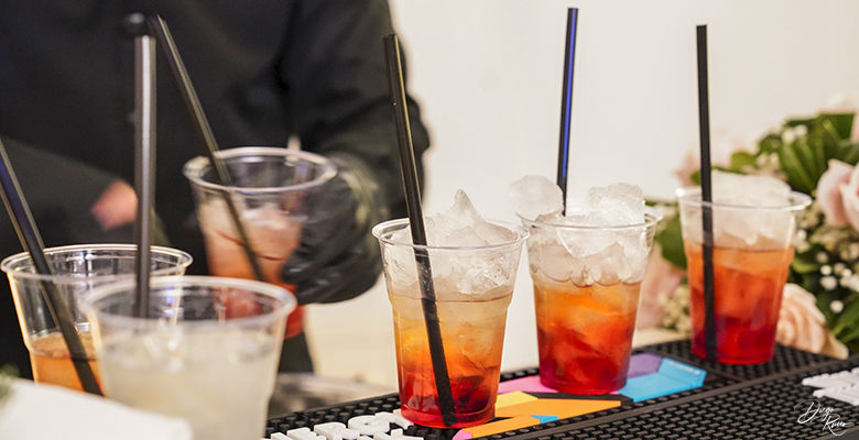Angolo cocktail da matrimonio