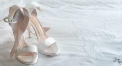 Bride: scarpe eleganti