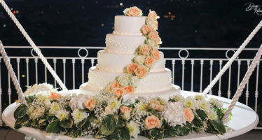 Wedding cake romantica