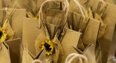 Girasole: le wedding bag