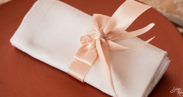 Matrimonio: dettagli rosa cipria